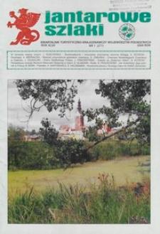 Jantarowe Szlaki, 2004, nr 1