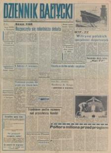 Dziennik Bałtycki, 1977, nr 132