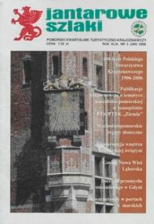 Jantarowe Szlaki, 2006, nr 2