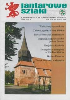 Jantarowe Szlaki, 2006, nr 3