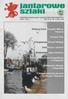 Jantarowe Szlaki, 2006, nr 4
