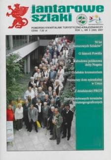 Jantarowe Szlaki, 2007, nr 3
