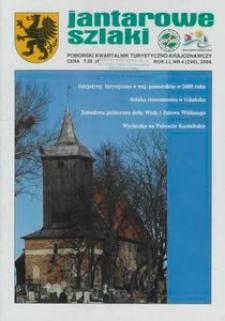 Jantarowe Szlaki, 2008, nr 4
