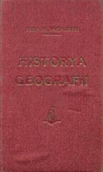 Historya geografii