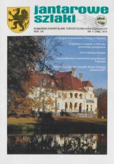 Jantarowe Szlaki, 2010, nr 4