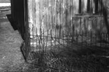 Ogrodzenie przy zagrodzie kowalskiej - Linia