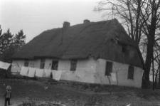 XIX-wieczna chałupa - Łebnicka Huta