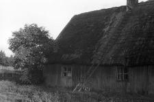 Okna w chałupie szkieletowej - Nowe Polaszki