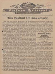 Unsere Heimat. Beilage zur Kösliner Zeitung Nr. 14/1930