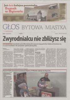Głos Bytowa i Miastka : tygodnik, 2014, listopad, nr 270