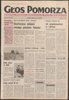 Głos Pomorza, 1983, lipiec, nr 169