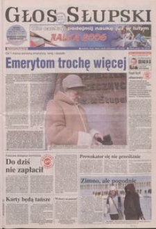 Głos Słupski, 2006, styczeń, nr 15