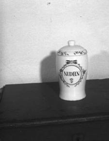 Naczynie fajansowe na makaron - Czarna Dąbrowa