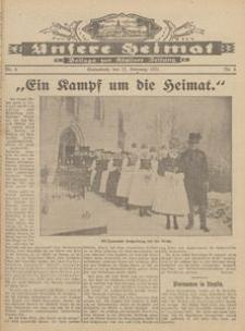 Unsere Heimat. Beilage zur Kösliner Zeitung Nr. 4/1931