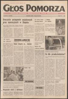 Głos Pomorza, 1983, sierpień, nr 186