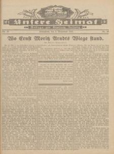 Unsere Heimat. Beilage zur Kösliner Zeitung Nr. 20/1931