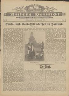 Unsere Heimat. Beilage zur Kösliner Zeitung Nr. 25/1931
