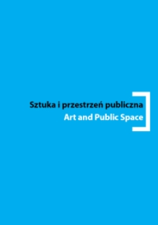 Art and Public Space. The First Symposium of The Outdoor Gallery of the City of Gdańsk 26 February 2011