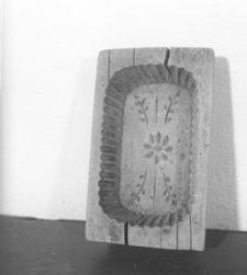 Forma do masła - Sikorzyno