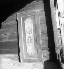 Drzwi polichromowane - Burchardztwo