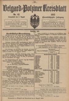 Belgard-Polziner Kreisblatt, 1913, Nr 62