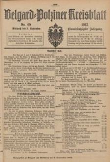 Belgard-Polziner Kreisblatt, 1913, Nr 69
