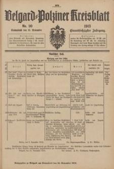 Belgard-Polziner Kreisblatt, 1913, Nr 90