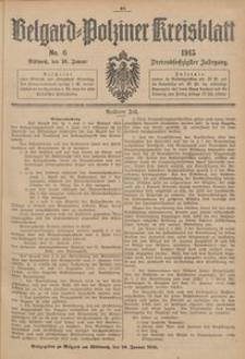 Belgard-Polziner Kreisblatt, 1915, Nr 6
