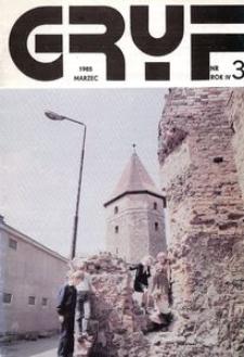 Gryf 1985, marzec