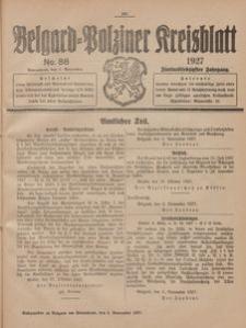 Belgard-Polziner Kreisblatt, 1927, Nr 88