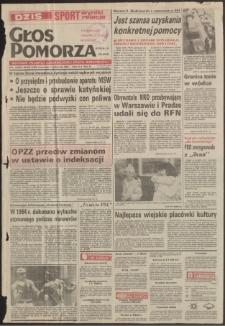Głos Pomorza, 1989, październik, nr 229