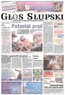 Głos Słupski, 2005, grudzień, nr 298