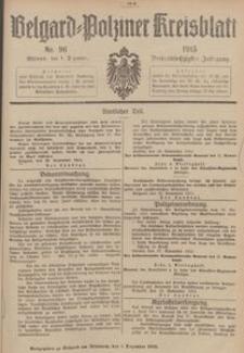 Belgard-Polziner Kreisblatt, 1915, Nr 96