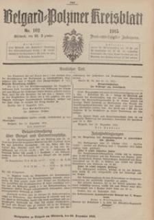 Belgard-Polziner Kreisblatt, 1915, Nr 102