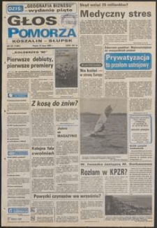 Głos Pomorza, 1990, lipiec, nr 161