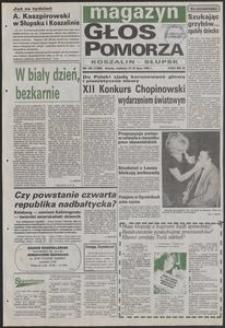 Głos Pomorza, 1990, lipiec, nr 168
