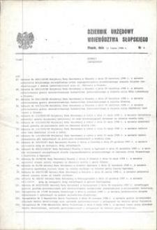 Dziennik Urzędowy Województwa Słupskiego. Nr 9/1988