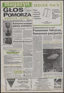 Głos Pomorza, 1990, lipiec, nr 174