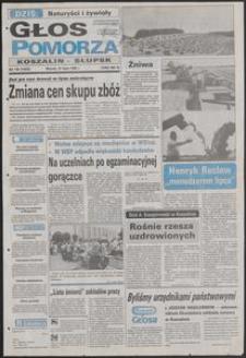 Głos Pomorza, 1990, lipiec, nr 176