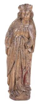 Sculpture Św. Barbara