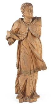 Rzeźba świętego