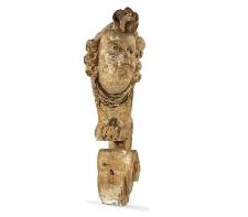 Sculpture head Angel
