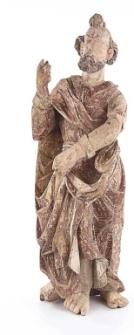 Rzeźba świętego Piotra (?)