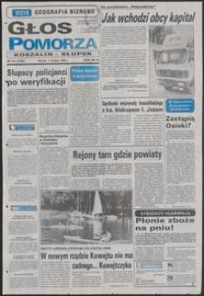 Głos Pomorza, 1990, sierpień, nr 182