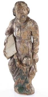 Sculpture Św. Mateusz Ewangelista