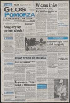 Głos Pomorza, 1990, sierpień, nr 184