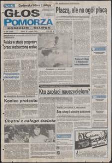 Głos Pomorza, 1990, sierpień, nr 202