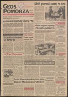 Głos Pomorza, 1989, październik, nr 237