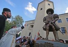 Uroczyste odsłonięcie pomnika Bogusława X 2010-09-12