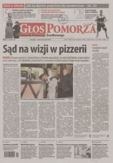 Głos Pomorza, 2011, grudzień, nr 289